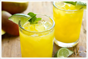 recipe mango aqua fresca - Winner Of Cooking Competition May 2015